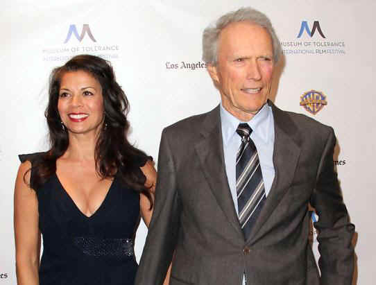 Clint Eastwood and Dina Ruiz - Actoresonline.com