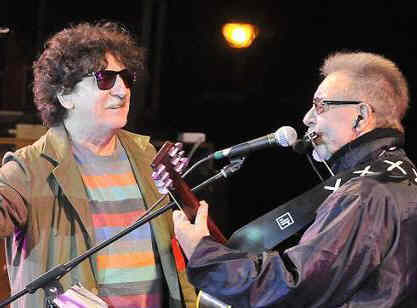 Charly Garcia y Leon Gieco