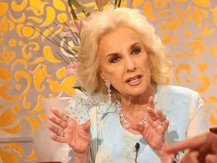 Mirtha Legrand regreso a la TV